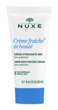 NEW Nuxe Creme Fraiche de Beaute 48 Hour Anti-Pollution Moisturising Cream -15ml