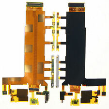 Sony Xperia Z3 D6603 Volume Button Power off/on Mic Flex Cable