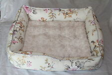 Large handmade pet bed