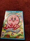 Kirby and the Rainbow Curse (Nintendo Wii U, 2015)