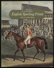 ENGLISH SPORTING PRINTS F.L. Wilder  HB 1974
