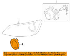 Lincoln FORD OEM 09-16 MKS Front Bumper-Trim Ring Left 8A5Z17E811AB