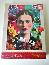 Frida Kahlo Educa 1000 piece Jigsaw Puzzle New Sealed
