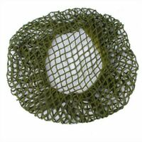 WW2 Paratrooper Solider Helmets Net Cover for M1 M35 MK2 Military Tool Green New