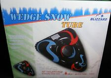 WEDGE SNOW TUBE by Blizzard King