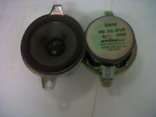 SAAB 9-5 95 2x Altoparlante Pannello di Controllo Unità 1998 - 2010 4616850