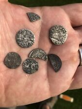 metal detecting finds , Hammered Coins, Milled Roman