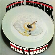 ATOMIC ROOSTER NICE 'N' GREASY 180g LP MOV RELEASE NEW MINT SEALED