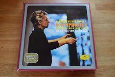 BEETHOVEN 9 Symphonien BPO KARAJAN  8LP box  2721055