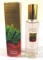 victoria's secret strawberries and champagne perfume EDT 1 fl oz /30ml for women