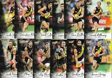2018 SELECT FOOTY STARS RICHMOND TIGERS FOOTBALL CARD SET