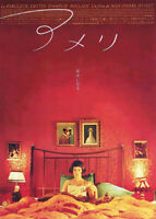 """AMELIE - MOVIE POSTER / PRINT (JAPANESE - AMELIE IN BED) (SIZE: 27"""" X 40"""")"""
