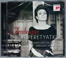 Olga PERETYATKO- ARABESQUE Mozart Bellini  Bizet Goubod Verdi Dell'Acqua MAZZOLA