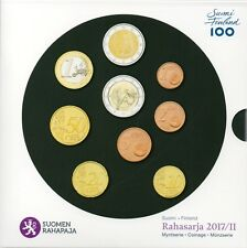 SÉRIE EURO BRILLANT UNIVERSEL (BU) - FINLANDE 2017 II