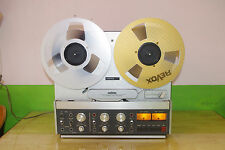 "VINTAGE REEL TO REEL TAPE DECK REVOX B77 ""NICE"""