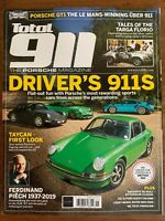 TOTAL 911: THE PORSCHE Magazine UK November 2019 Issue 184 DRIVER'S 911s  NEW