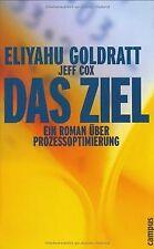 Das Ziel: Ein Roman über Prozessoptimierung von Goldratt...   Buch   Zustand gut