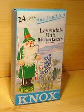 Knox Räucherkerzen Räucherkegel Lavendel, 113140