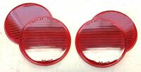 Military Willys Slat MB Ford GPW A1306 Tiger Ey Red Reflector Lens, QT4, G503
