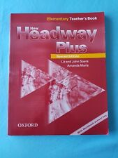 Headway Elementary (Special Edition) Teacher's Book with workbook answer key