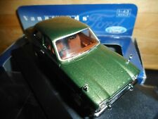 Vanguards Corgi VA09504 Ford Escort MK1 Evergreen Metallic