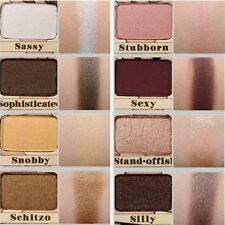 Thebalm the balm Nude Tude Eyeshadow Palette Collection Cosmetic 12 Colors v0
