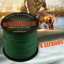 Braided fishing line 4/8strands 100/300/500m Super Strong Multifilament PE braid