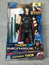 Marvel Legends Avengers Electronic Thor Ragnarok Action Figure New In Box