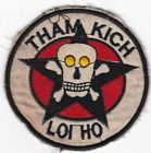 ARVN Special Forces Team Tham Kich Loi Ho  Vietnam Patch #7