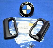 BMW e61 5er Touring Griff NEU Laderaumabdeckung Kofferraum Rollo schwarz Kombi