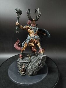 warhammer age of sigmar Kragnos the end of empires pro painted made to order