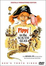 Pippi Longstocking: Pippi in the South Seas (DVD Used Very Good) CLR/WS