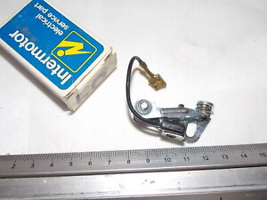 New Ignition Distributor Contact Breaker Points  VW BEETLE CAROCHA 1500 1600