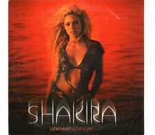 Shakira - Whenever, Wherever - CDS - 2002 - Pop 2TR cardsleeve