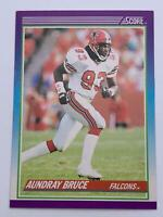 American Football Card💎Aundray Bruce - Falcons💎1990 Score Card 167🌟OLB #93🌟