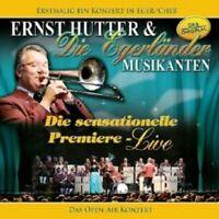 """ERNST HUTTER """"DIE SENSATIONELLE PREMIERE DAS..."""" CD NEU"""