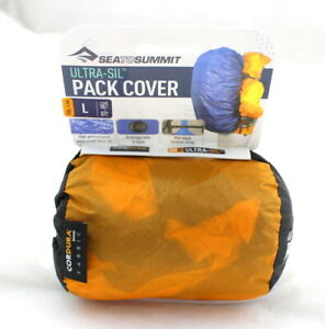 Sea to Summit Ultra-Sil Large Pack Cover Orange & Yellow Large