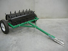 HAYES TOW BEHIND ATV AERATOR 1300MM - (QUAD BIKE)