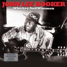 John Lee Hooker - Whiskey And Wimmen (2LP Gatefold 180g Vinyl) NEW/SEALED