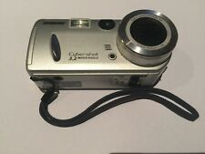 Sony Cyber-shot DSC-P52 - Early Sony Digicam ,