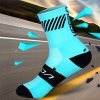 Men Women Cycling Socks Mountain Bike sports Coolmax Socks breathable