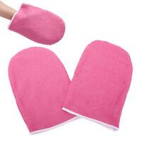 SPA algodón suave manoplas preservación de calor parafina protección de ceQA