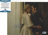 NICOLE KIDMAN SIGNED 'THE BEGUILED' 8x10 PHOTO SEXY ACTRESS BECKETT COA BAS