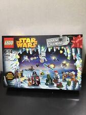 New Sealed LEGO 75056 STAR WARS 2014 Advent Calendar - Santa Darth Vader Claus