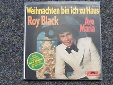 Roy Black - Weihnachten bin in zu Haus/ Ave Maria 7'' Single