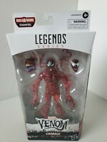 Marvel Legends Venom Carnage Action Figure BAF Venompool IN HAND New Unopened
