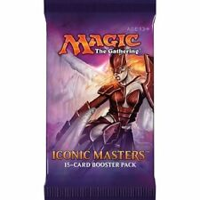 MTG MAGIC BOOSTER ICONIC MASTERS (SCELLE/NEUF)