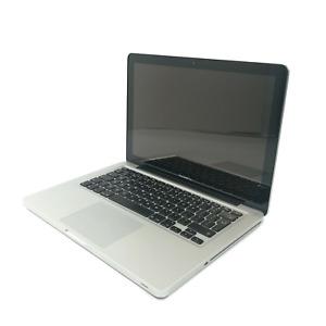 "Apple MacBook Pro A1278 13"" (Mid 2012) i5-3210M 2.50GHz 8GB 240GB SSD OS X 10.13"