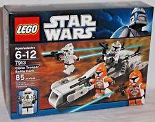 SEALED 7913 LEGO Star Wars CLONE TROOPER BATTLE PACK ARF Trooper Bomb Squad set