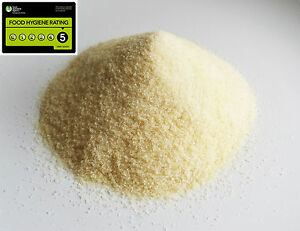 Halal Gelatine Powder 100g High Quality Odourless Gold Grade Beef Gelatine